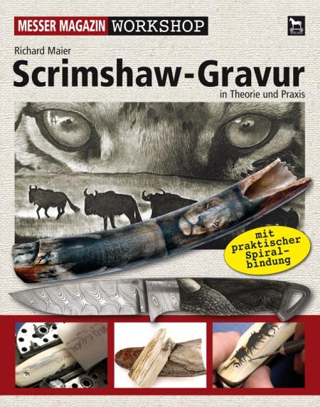 Buch Workshop Scrimshaw-Gravur