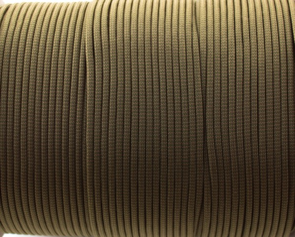 Paracord 550 - 5m Coyote golf Shockwave
