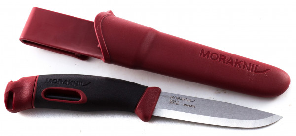 Morakniv Companion Spark red