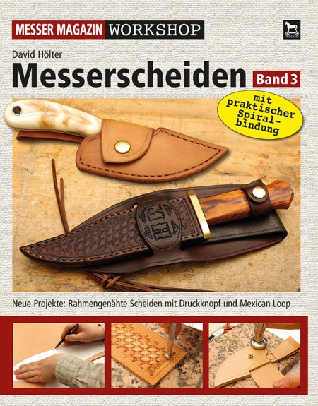 Buch Workshop Messerscheiden Band 3