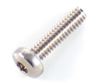Torx-Schraube (A2) Linsenkopf M2 x 8
