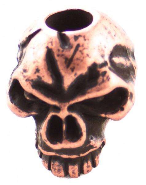 Emerson Skull Antik Kupfer