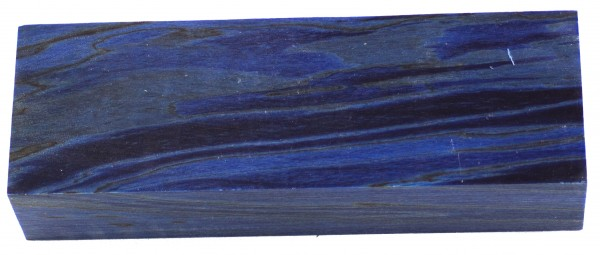 Raffir® stabilisierte gestockte Buche YC blau