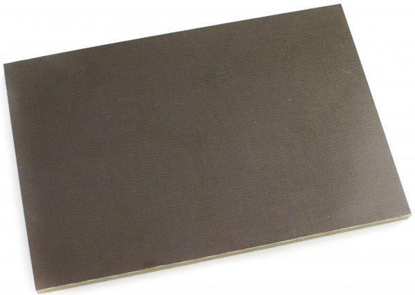 Canvas Micarta grün Platte 9,5mm