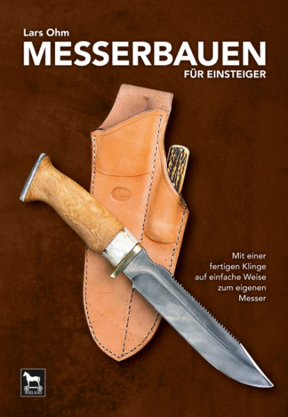 Buch Messerbauen für Einsteiger