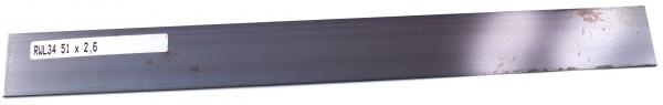 Stahl - RWL34™ - ca. 2,6 x 51mm / 50 cm lang