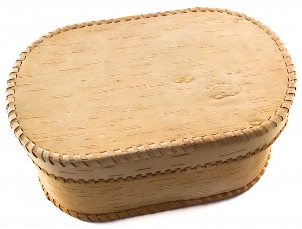 Birkenrinde Brotdose lang 28cm