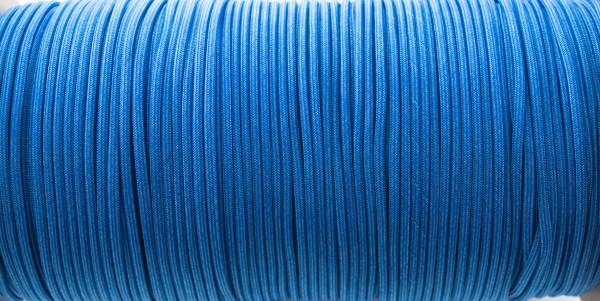 Paracord 550 - 5m Fashion blue (blau)