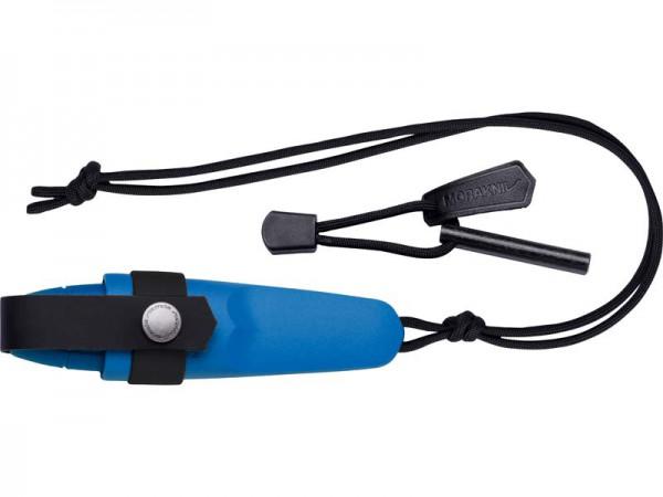 Morakniv Messer ELDRIS Neck-Knife inkl. Feuerstarter blau