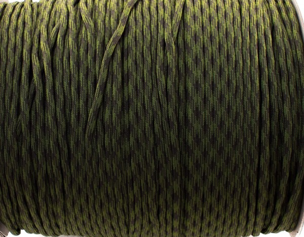 Paracord 550 - 5m Olive Drab & Moss