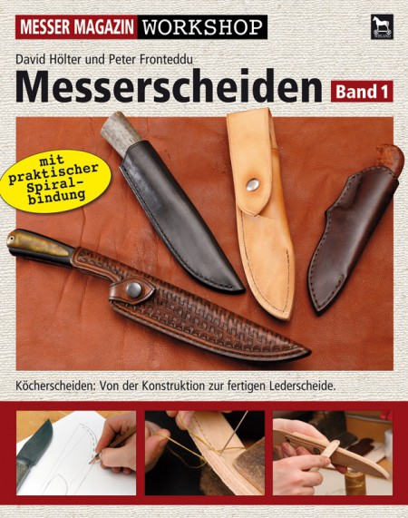 Buch Workshop Messerscheiden Band 1