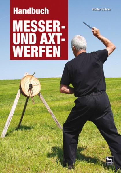 Buch Handbuch Messer- und Axtwerfen