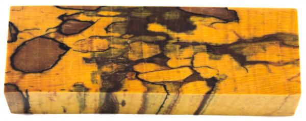 Raffir® stabilisierte Buche, gestockt, cross cut orange