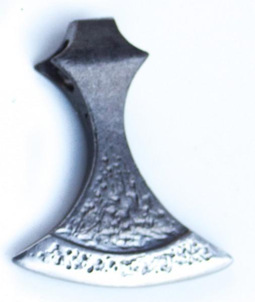 Anhänger Kronen-Axt Eisen