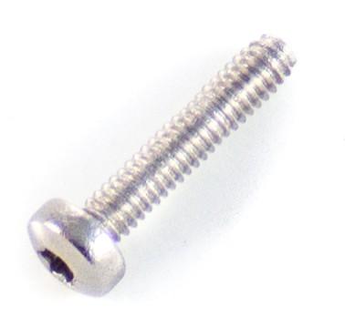 Torx-Schraube (A2) Linsenkopf M2 x 10 - 10er Packung