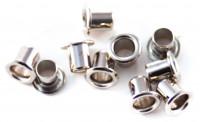 Eyelet (Öse) 7,5mm nickel (10er-Packung)