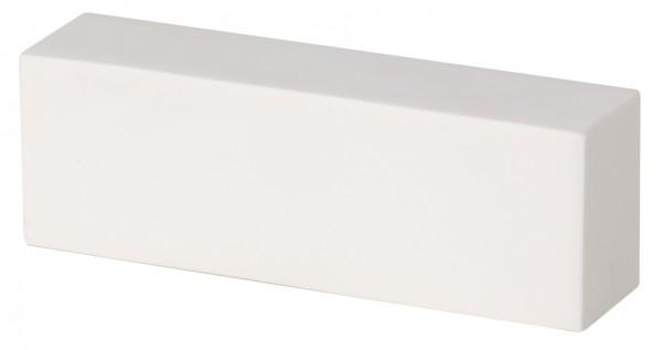 elforyn Farbe weiß, grosser Block