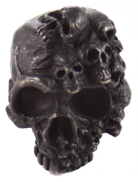 Geist Skull schwarz