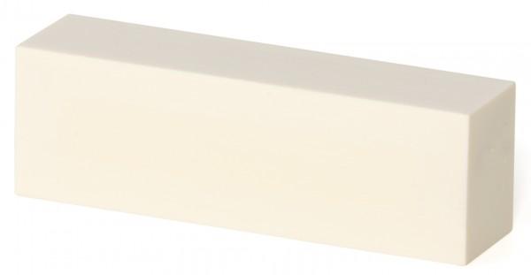 elforyn Farbe elfenbein, grosser Block