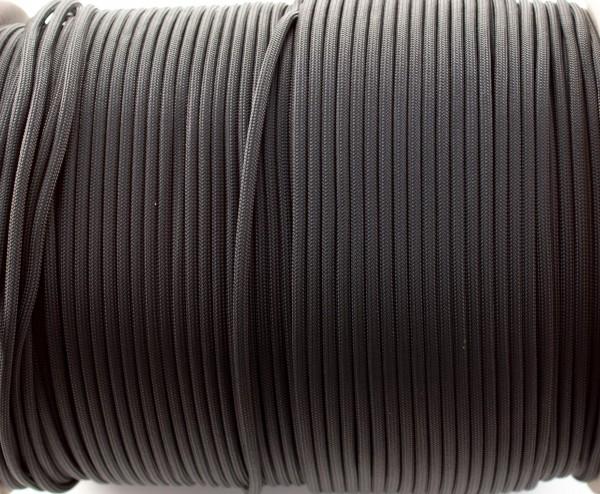 Paracord 550 - 5m Carbon-Schwarz