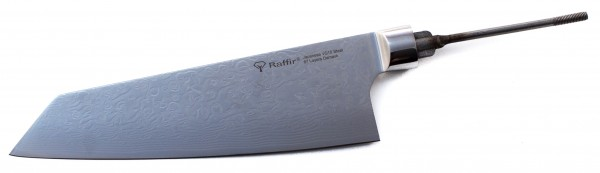 Kochmesserklinge Raffir® großes Santoku V2, 185mm