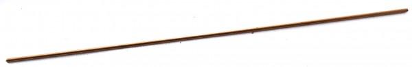 Bronzestange, rund - 2mm