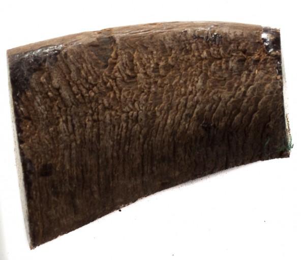 Büffelhorn, Naturhornstück mittel