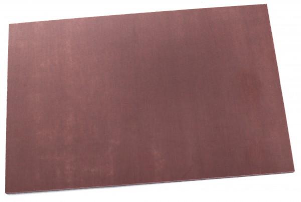 Leinen-Micarta braun Platte 3,5mm