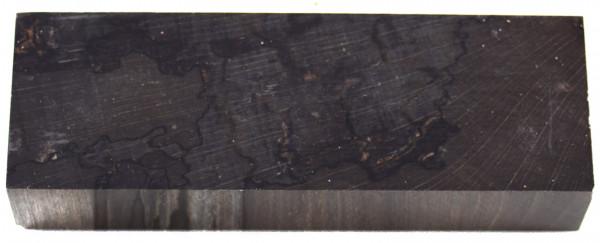 Raffir® stabilisierte Buche gestockt, cross cut schwarz