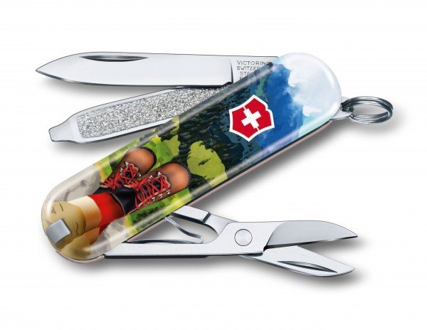 Victorinox Classic Limited Edition 2020, I Love Hiking