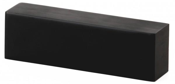 JUMA schwarz, kleiner Block