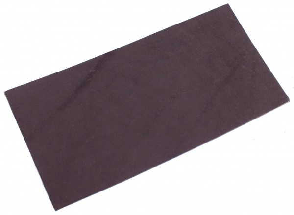 Blankleder braun ca. 3,0mm (250x125mm)