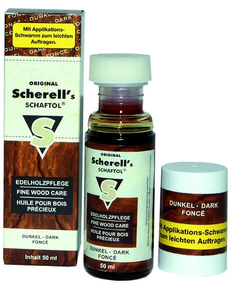Scherells´s Schaftol Premium dunkel