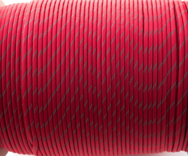 Paracord 500 - 5m reflctive rot