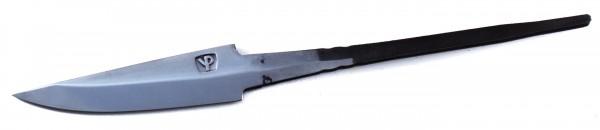 Messerklinge Mäkinen MILL, 80mm Whittler, Kohlenstoffstahl