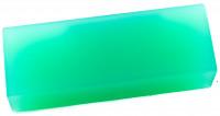 Kirinite mint green, Block