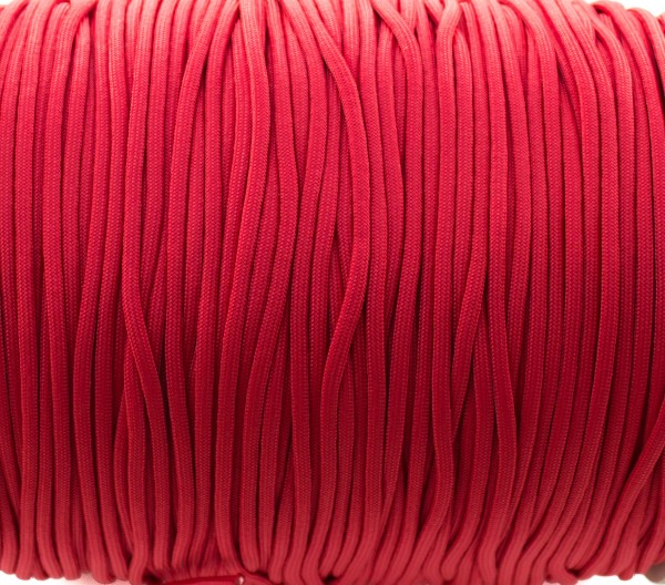 Paracord 550 - 5m Red