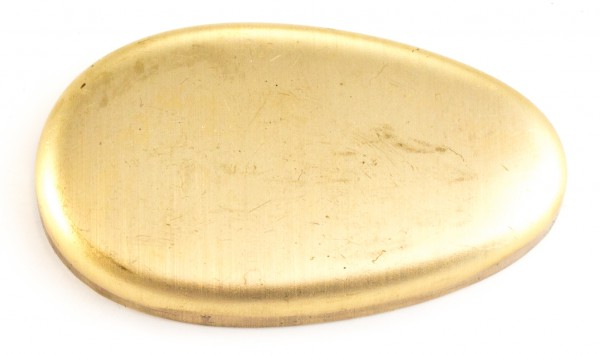 Endkappe Messing 55x33mm