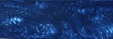 JUMA Snake Blue, Griffschale