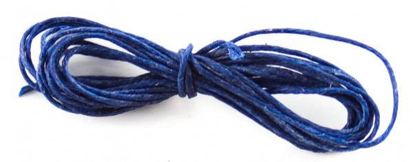Leinengarn 1,5m blau