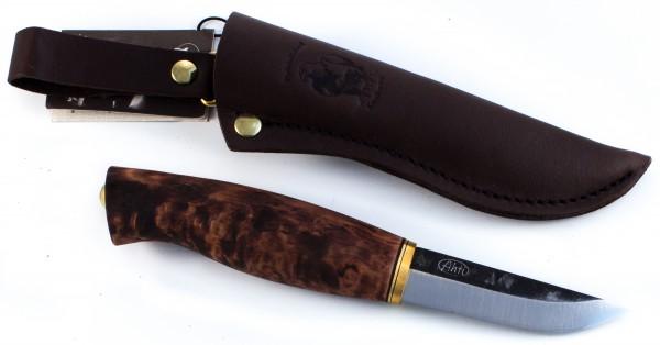 Ahti Messer Korpi, 77mm, schwarze Klinge