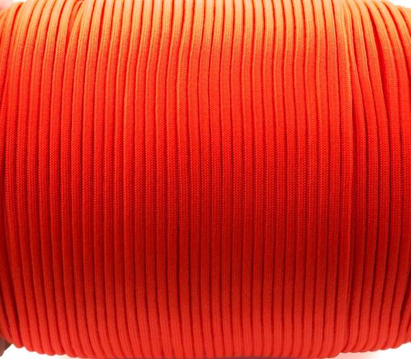 Paracord 550 - 5m Neon Orange