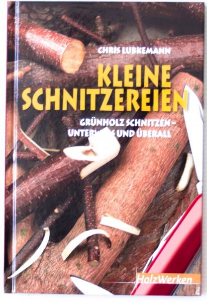Buch Kleine Schnitzerein