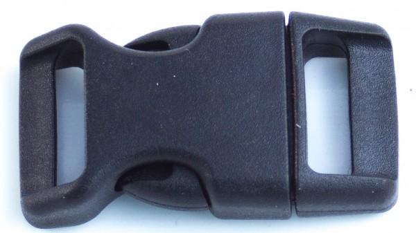Verschluss für Bracelet schwarz, groß