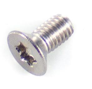 Torx-Schraube (A2) Senkkopf M3 x 6 - 10er Packung