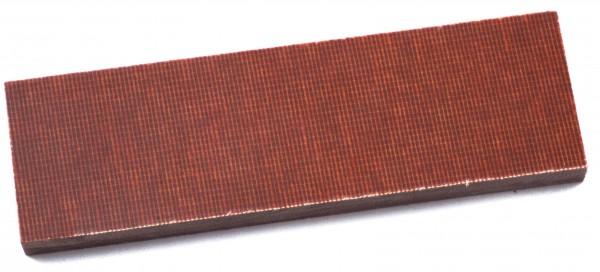 Canvas Micarta braun, Griffschalenpaar 9mm