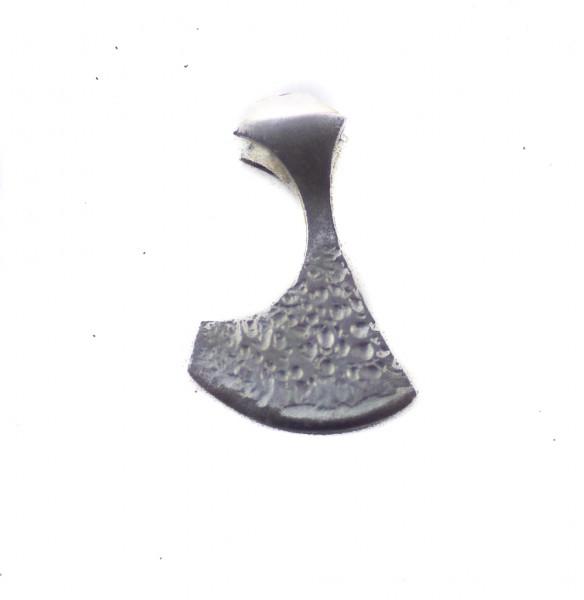Anhänger Kaarma Axt Silber