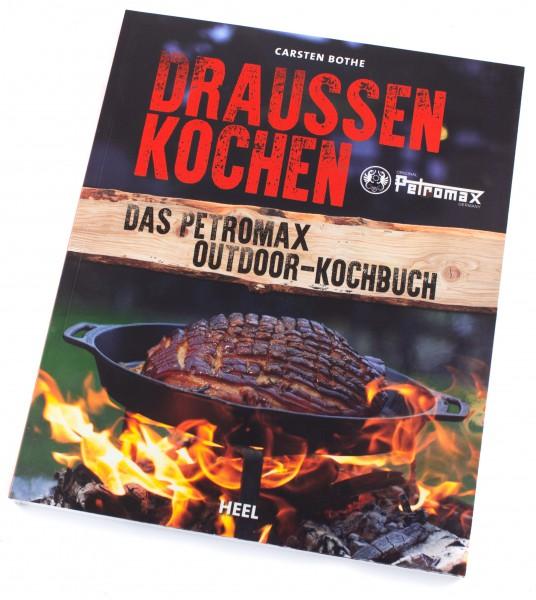 Buch Draussen kochen - Das Petromax Outdoor Kochbuch