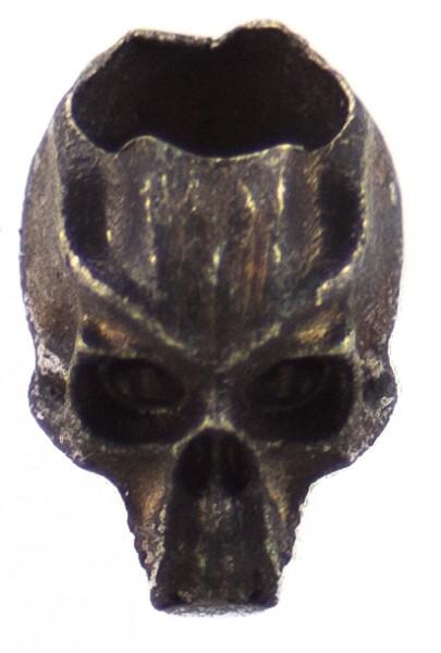 Cyber mini Skull schwarz