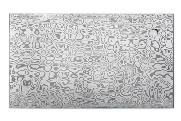 Balbach DSC inox - ca. 2,5 x 30mm wilder Damast Wunschlänge (cm)
